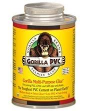 PVC Multipurpose | Sprinkler Pipe Glue and Cement | Gorillapvc.com | | Gorilla PVC Pipe Glue & Cement | Scoop.it