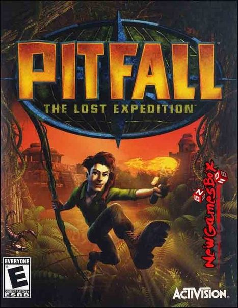 Pitfall: The Lost Expedition PC Game Free Download Full Version | Full Version PC Games Free Download | Scoop.it