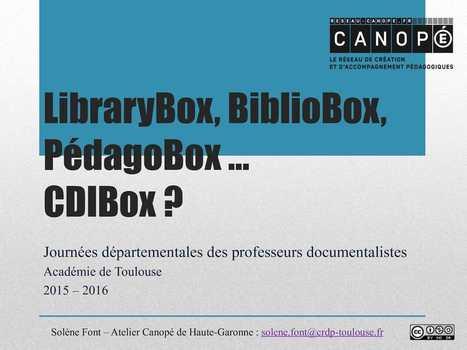 Cdibox - Canopé | Biens communs : Communs, Commons, Communauté | Scoop.it