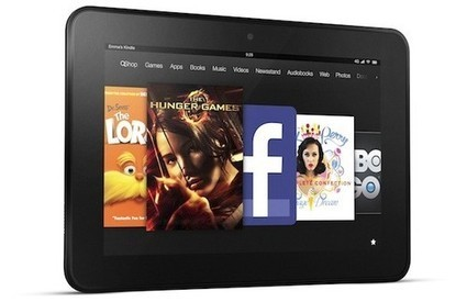 Amazon Kindle Fire HD | social media consulting | Scoop.it