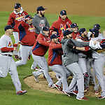 Photos: Cardinals defeat Nationals, 9-7 to win division series   Anginetta Walker   Scoop.it
