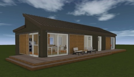 Element Prefab Designed by the Owners | Sustainable Futures | Scoop.it