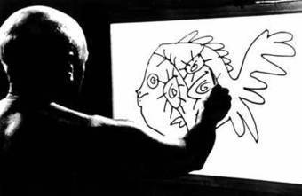 Watch Picasso Create Entire Paintings in Magnificent Time-Lapse Film (1956) | Storytelling Video's | Scoop.it