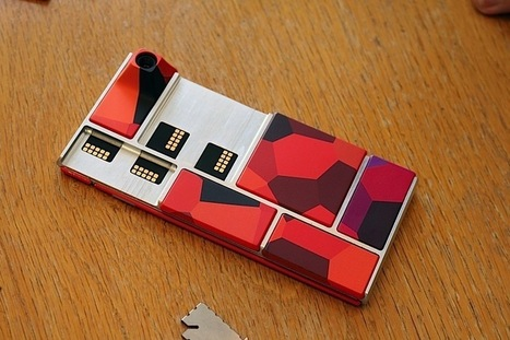Five questions for the creator of Google's modular smartphone - Engadget   NewTechnoGadget   Scoop.it