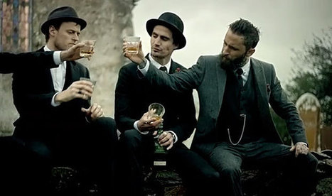 Tullamore Dew Short Should Be Envy of Other Booze Ads | Southern California Wine and Craft Spirits Journal | Scoop.it