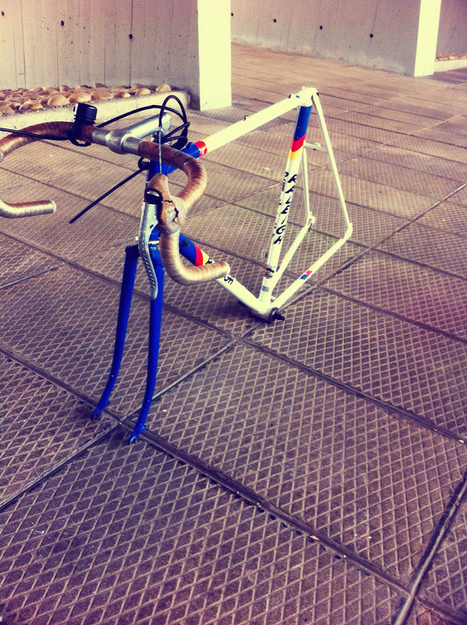 Projet route raleigh | Fixie, single speed | Scoop.it