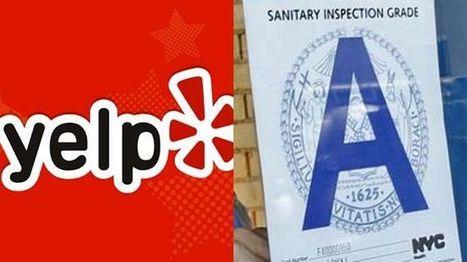 Yelp is adding health ratings to restaurant reviews | Restaurant MarketingTraffic Builders | Scoop.it