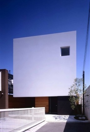 [ Osaka, Japan] House in Kitabatake / NRM-Architects Office | The Architecture of the City | Scoop.it