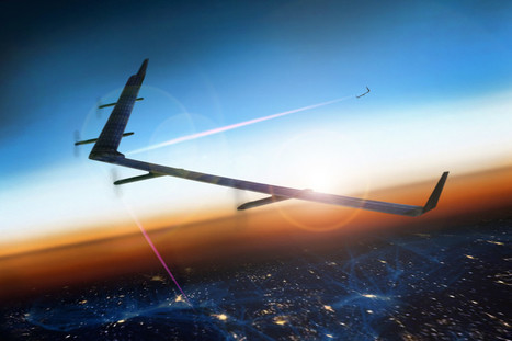Facebook Is About to Test Its Enormous Solar-Powered Drone | Solar Energy projects & Energy Efficiency | Scoop.it