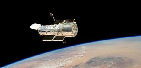 Espace : le télescope Hubble rempile pour 5 ans de plus   Sciences et techniques   Scoop.it