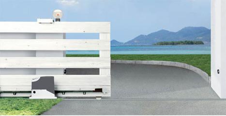 Motorisation de portail - Habitat Automatisme | Motorisation portail | Scoop.it