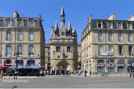 La porte Cailhau, un monument cher aux bordelais … | Bordeaux Gazette | Scoop.it