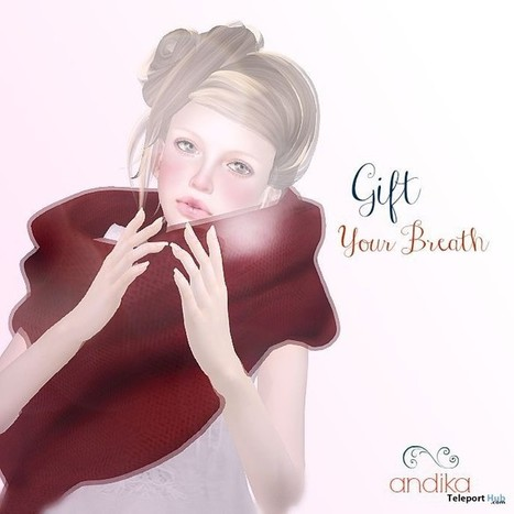 Your Breath Poses Gift by Andika Poses | Teleport Hub - Second Life Freebies | Second Life Freebies | Scoop.it