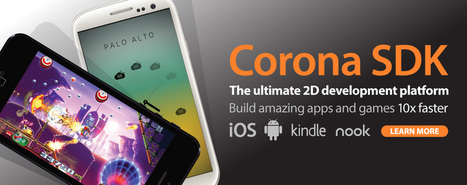 Cross-Platform Mobile App Development for iOS, Android - Corona Labs   Développement mobile cross-plateforme   Scoop.it
