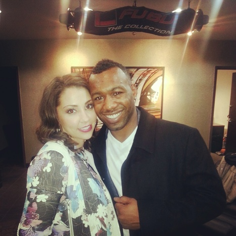 #YearInReview - Milli Is that FUBU??? @NoDoubtTrout & Beautiful Wife Taylor! ... | Entertainment Industry | Scoop.it