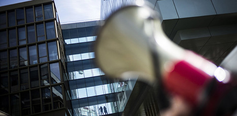 Grève à iTélé: vers un conflit qui dure? | DocPresseESJ | Scoop.it