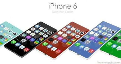 Rumors and release date of Apple news of iPhone 6 | TechnologyExplores | A new iphone 5s with its bold features and standards | Scoop.it