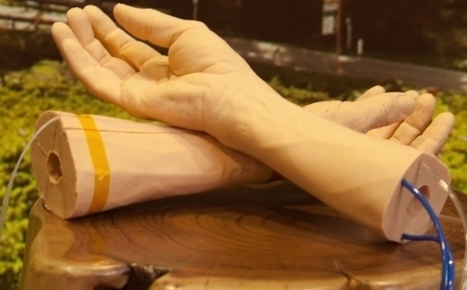 Google X Creates Synthetic Human Skin To Help Develop Wearable That Detects Cancer Cells | Digital Pharma | Scoop.it