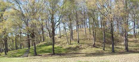 Massive earthen mound at Poverty Point constructed in less than 90 days : Past Horizons Archaeology | Archaeology News | Scoop.it