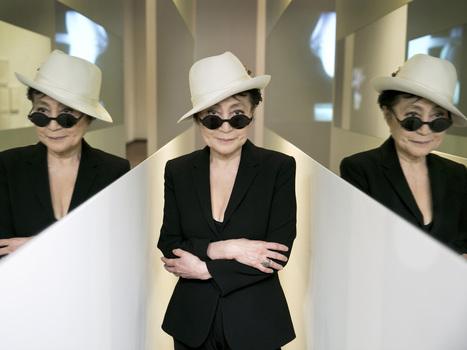 Art contemporain : Yoko Ono à Lyon | Le Mac LYON dans la presse | Scoop.it