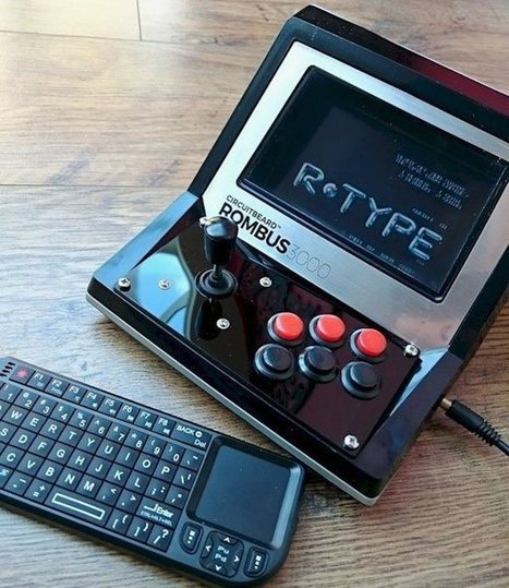 This Raspberry Pi Mini Arcade Walked Right Out of the 80s | Raspberry Pi | Scoop.it