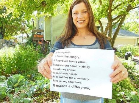 Shawna Coronado | Front Yard Edible Garden | Annie Haven | Haven Brand | Scoop.it