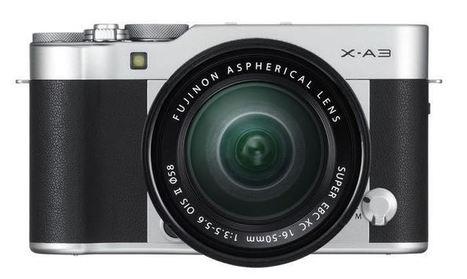 2016 FUJIFILM X-A3 Mirrorless Camera Review, Features | Fujifilm X Series APS C sensor camera | Scoop.it