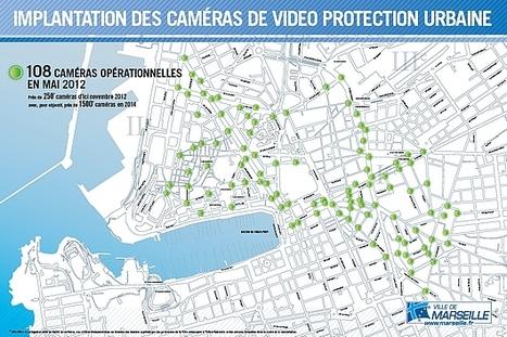 Valls récupère les 1800 caméras de vidéosurveillance de Marseille | Libertés Numériques | Scoop.it