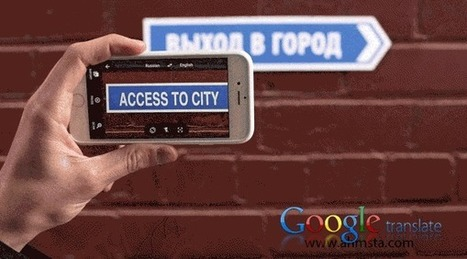 Google Translate Can Now Capture & Translate Languages | Best Android,HTC,iPhone, Gadget Tips And Tricks | Scoop.it