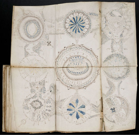 10 Words in Mysterious #Voynich Manuscript Decoded #science #computing | Limitless learning Universe | Scoop.it