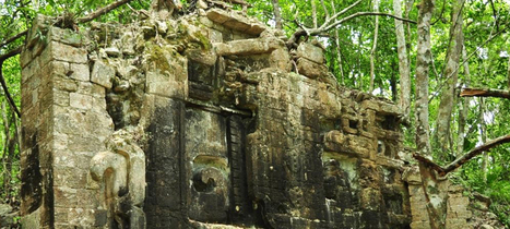 Two ancient Maya sites discovered in southern Mexico | Archaeology News | Scoop.it