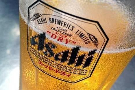 Asahi Mixes Drinks as Japan's Beer Market Shrinks | Japanese Travellers | Scoop.it
