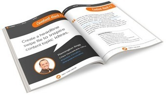 34 Tips & Tricks for Planning & Creating Marketing Content - FREE Download   FB Marketing   Scoop.it