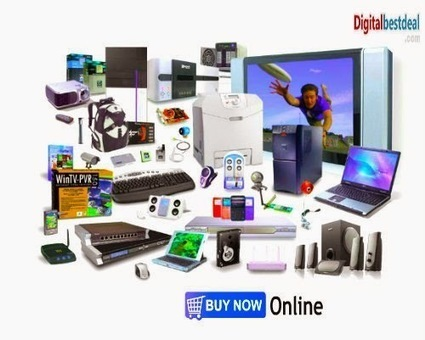 Buy Computer Parts and Accessories Online at Best Price in India: Buy Electronics Online – Be a Part of the Modern Trend   computer parts and accessories   Scoop.it