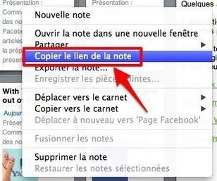 Evernote: structurez vos notes en les liant les unes aux autres | Time to Learn | Scoop.it
