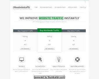 Buy Website Visitors For Your Website At Affordable Pric   Buy Web Traffic   Scoop.it