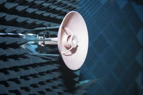 3D-Printed Satellite Antenna Is Just One Piece | Engineering Product Design and Development | Scoop.it