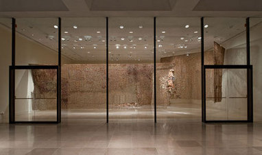 Gli (Wall) | Rice Gallery | Contemporary Installation Artists | Scoop.it