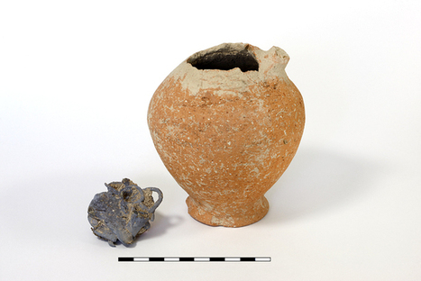 Ancient Silver Jewelry Discovered in Israel - Archaeology Magazine   Ancient Civilization   Scoop.it
