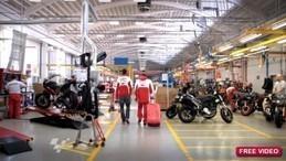 Behind the scenes at Ducati Corse | MotoGP World | Scoop.it