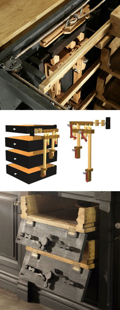 Furniture with Secret Compartments, Part 2: Ready to Make Your Own? - Core77 | furniture-4niture | Scoop.it