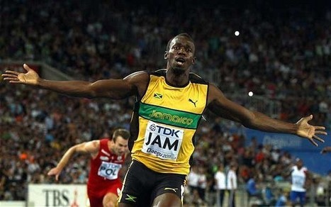 Usain Bolt in Cheetah Blood Doping Scandal - The Potato | Sports Ethics: Fatura, N | Scoop.it