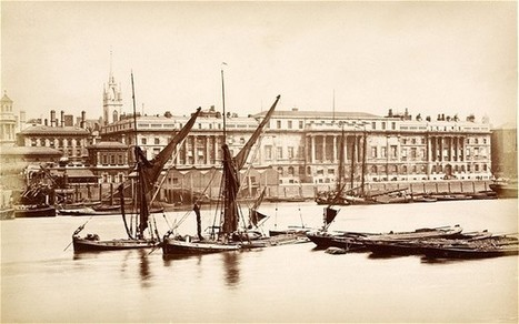 Dickens's London: in pictures - Telegraph | History Alive 9. The Industrial Revolution | Scoop.it