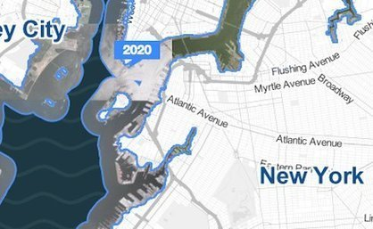 Interactive Map Reveals Whether You're One of 4 Million Americans Threatened by Sea Level Rise | Agronegócio | Scoop.it