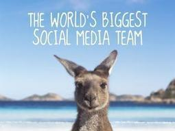 "Tourism Australia shares social media guidelines to make Australia #1 | ""latest technology news"" 
