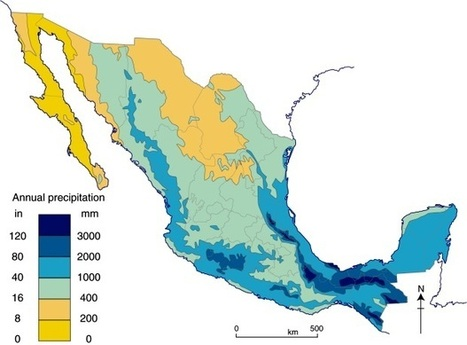 How feasible is it to build Green Cities in Mexico? | Geo-Mexico, the geography of Mexico | IB Geography ISB | Scoop.it