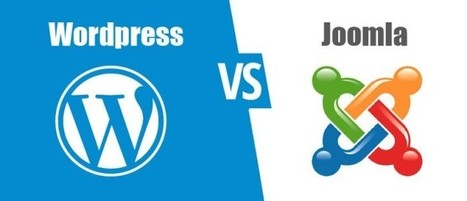 WordPress Vs Joomla – Which One Will You Choose for Your Website? | Services | Scoop.it