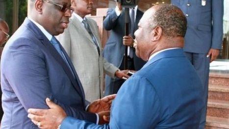 Gabon: Macky Sall félicite son «frère Ali Bongo» pour sa réélection@Investorseurope#Mauritius | Investors Europe Mauritius | Scoop.it