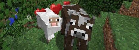 Constructeurs, explorateurs... Pourquoi «Minecraft» fascine des millions de joueurs | Education & Numérique | Scoop.it