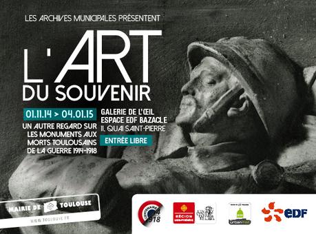 L'Art du souvenir | La lettre de Toulouse | Scoop.it
